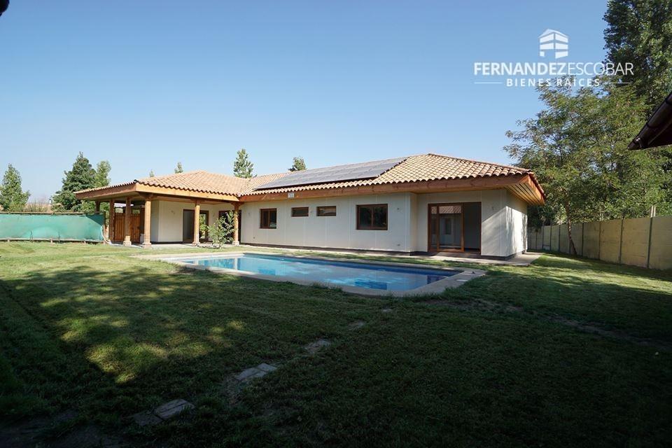 Casa en Arriendo Condominio Monte Blanco, Calle Larga, Los Andes