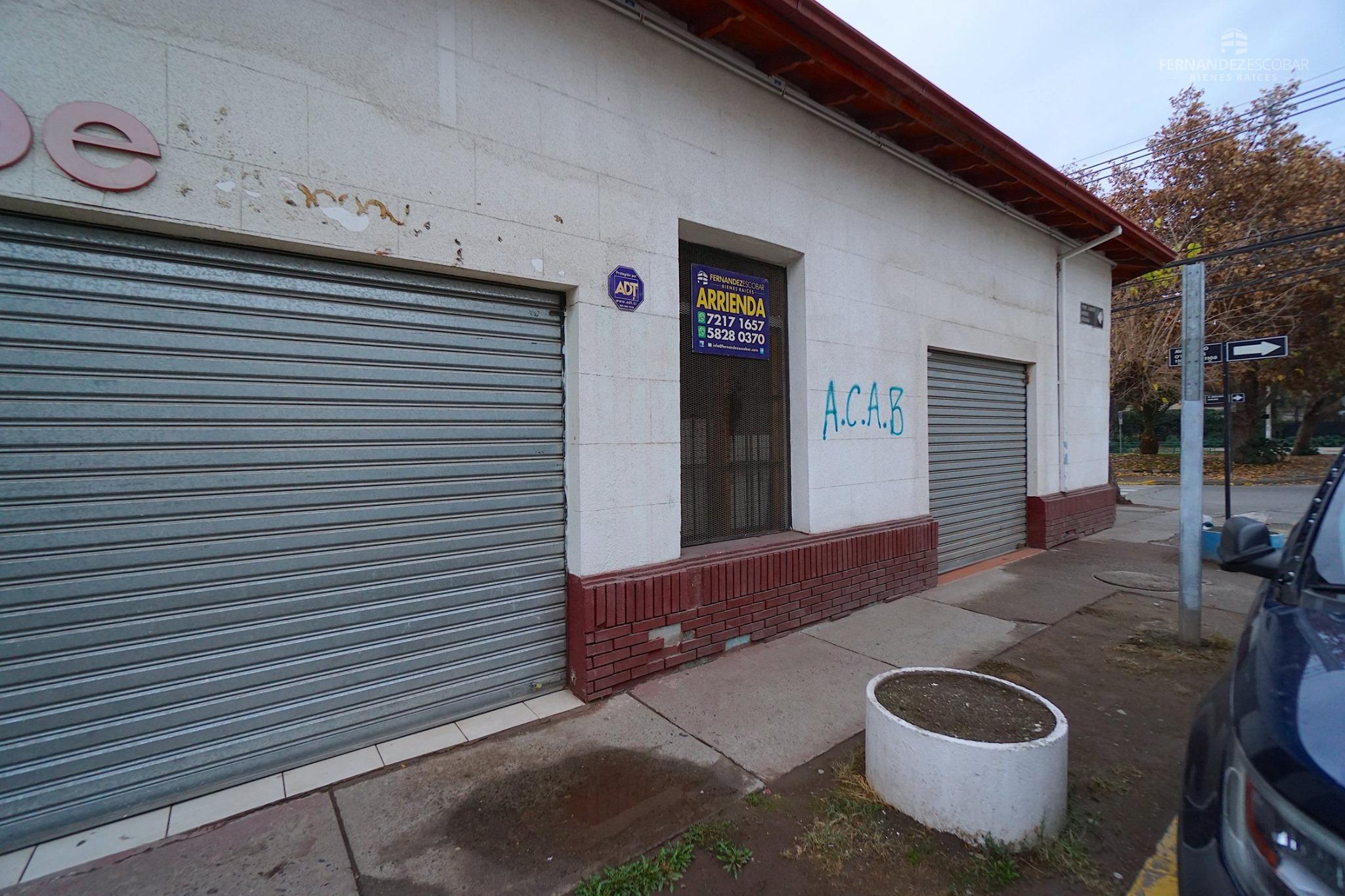 SAN FELIPE - ARRIENDO LOCAL COMERCIAL